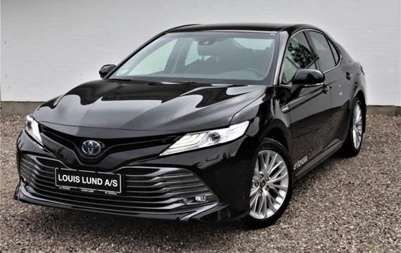 Toyota Camry 2,5 VVT-I H3 Executive  Aut.