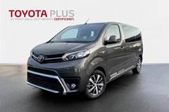 Toyota Proace Verso 1,5 Medium  D Family Skydedør, bagklap  6g