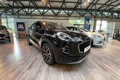 Ford Puma 1,0 EcoBoost mHEV Titanium