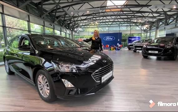 Ford Focus 1,5 EcoBoost Titanium stc.