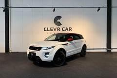 """Land Rover Range Rover evoque Land Rover Range Rover Evoque SD4 Aut. """"NW8 Special Edition"""""""