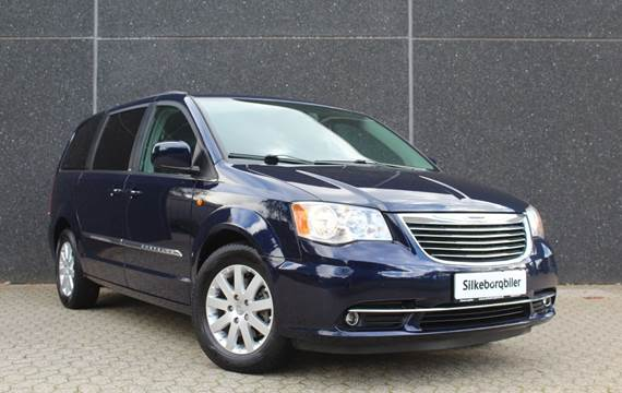 Chrysler Town & Country 3,6 aut.