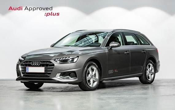 Audi A4 TDi Advanced+ Avant S-tr.