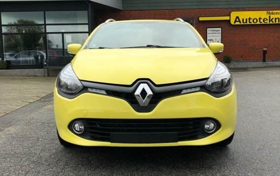 Renault Clio IV 1,5 dCi 75 Authentique ST