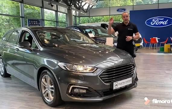 Ford Mondeo 2,0 EcoBlue Titanium stc. aut.