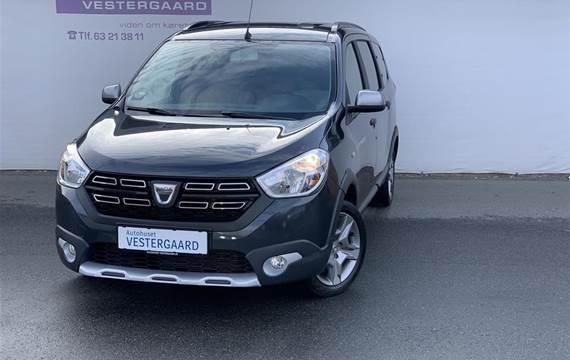 Dacia Lodgy 1,5 7 Sæder  Blue dCi Stepway Start/Stop  6g