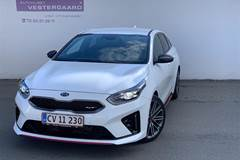 Kia ProCeed 1,6 Shooting Brake  T-GDI GT DCT  Stc 7g Aut.