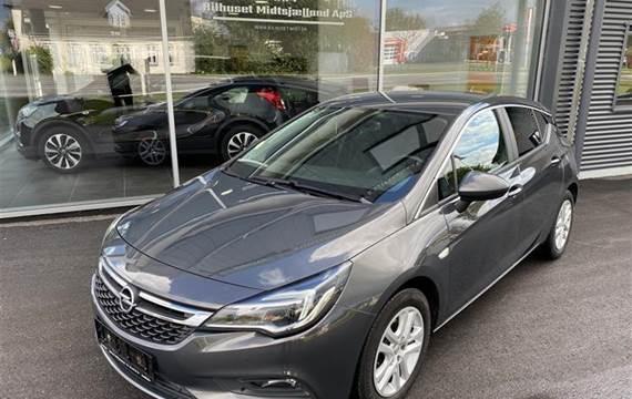 Opel Astra 1,4 Turbo ECOTEC DI Enjoy Start/Stop 150HK 5d 6g