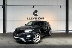 Land Rover Range Rover evoque Land Rover Range Rover Evoque SD4 Aut. VAN