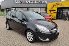 Opel Meriva Turbo Cosmo 120HK 6g Aut.