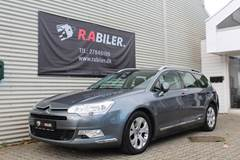 Citroën C5 2,0 HDi 138 Exclusive Tourer aut.