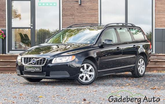 Volvo V70 2,0 D3 163 Kinetic aut.