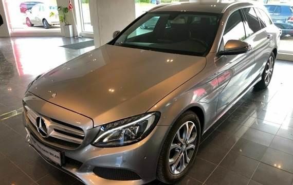 Mercedes C250 d 2,2 stc. aut.
