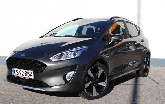 Ford Fiesta 1,0 EcoBoost Active X