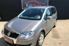 VW Touran 1,4 TSi 140 Highline