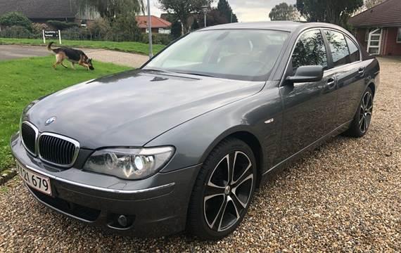 BMW 745d 4,4 Steptr.