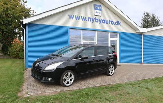 Peugeot 5008 2,0 HDi 150 Premium 7prs