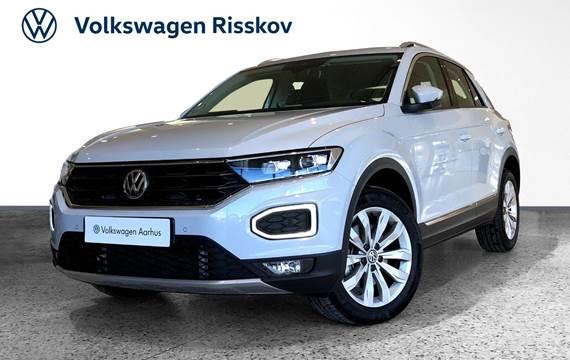 VW T-Roc 2,0 TDi 150 Sport+ DSG