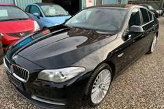 BMW 520d 2,0 aut.