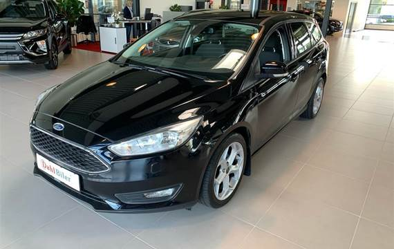 Ford Focus 1,0 EcoBoost Trend  Stc
