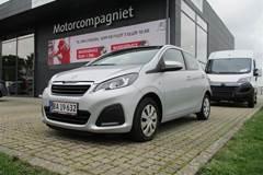 Peugeot 108 1,0 e-Vti Active  5d