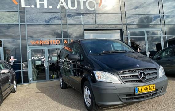 Mercedes Vito 113 2,2 CDi Comfort L aut.
