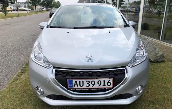 Peugeot 208 1,0 VTi Active  5d