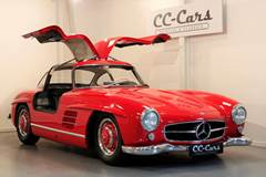 Mercedes 300 SL 3,0 Gullwing