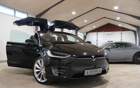 Tesla Model X 100D 7prs
