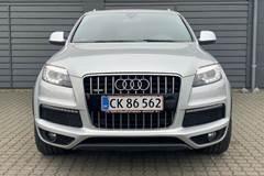 Audi Q7 3,0 TDi S-line quattro Tiptr. 7prs
