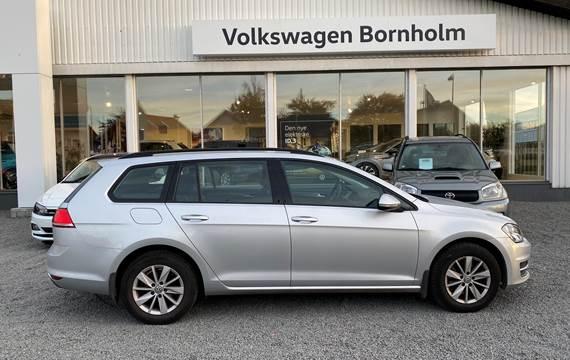 VW Golf VII 1,6 VW Golf Variant Trendline 1,6TDI 105HK 5G BMT 77KW