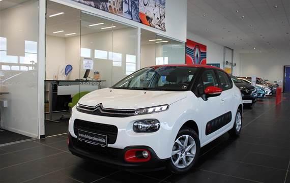 Citroën C3 1,6 Blue HDi Cool start/stop  5d