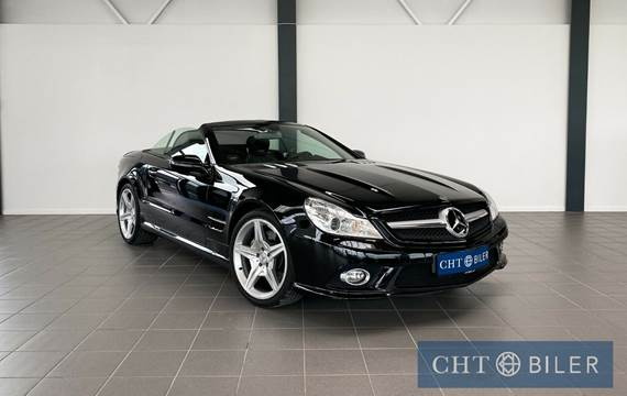 Mercedes SL500 5,5 aut.