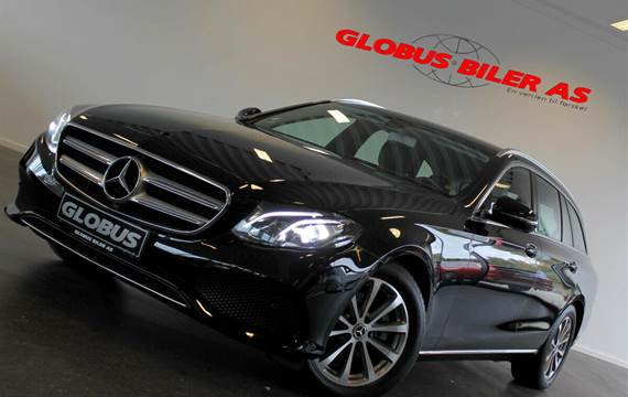 Mercedes E220 d 2,0 Business stc. aut.