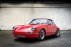Porsche 911 T 3,2 Targa