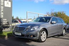 Mercedes E200 2,2 CDi stc. aut. BE
