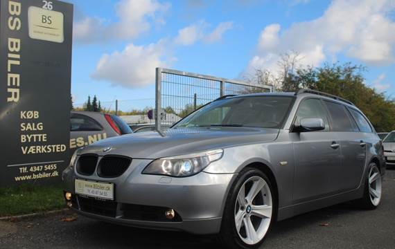BMW 525i 2,5 Touring Steptr.