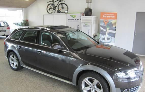 Audi A4 Allroad 3,0 TDi 240 quattro Van