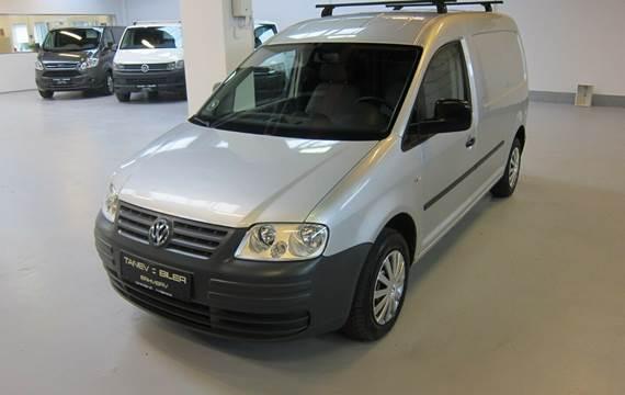 VW Caddy Maxi 1,9 TDi Van