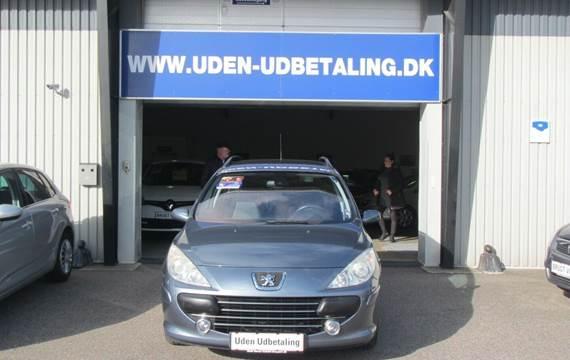 Peugeot 307 1,6 Complete stc.
