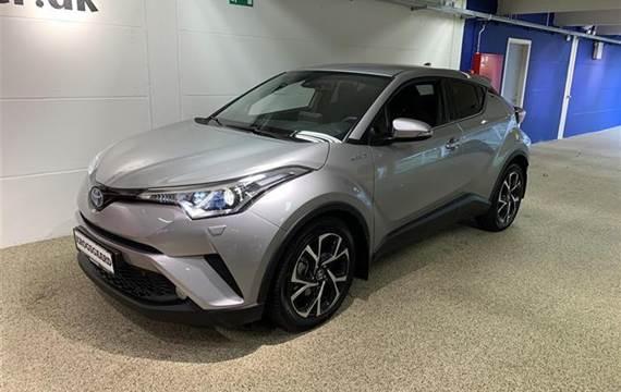 Toyota C-HR B/EL C-LUB Multidrive S 122HK 5d Aut.