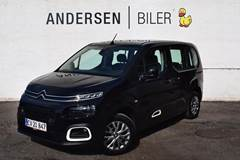 Citroën Berlingo 1,5 Blue HDi Iconic EAT8 start/stop 130HK 8g Aut.