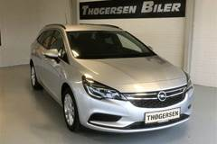 Opel Astra 1,6 CDTi 136 Excite ST