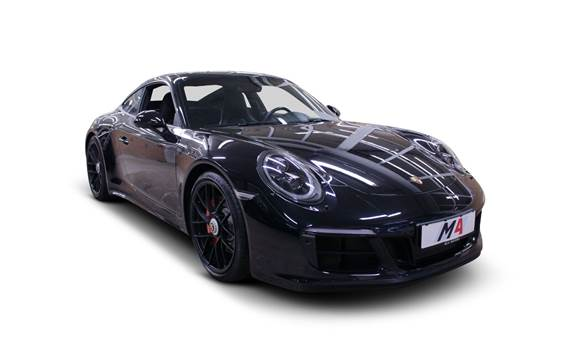 Porsche 911 Carrera 4 GTS 3,0 Coupé PDK