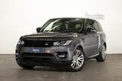 Land Rover Range Rover sport 3,0 SDV6 HSE aut.