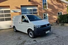 VW Transporter 2,0 TDi 140 Kassev. kort