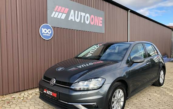 VW Golf VII 1,4 TSi 125 Comfortline