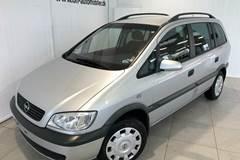 Opel Zafira 2,0 DTi 16V Flexivan