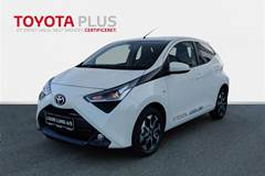 Toyota Aygo 1,0 VVT-I X-Press X-Shift  5d Aut.