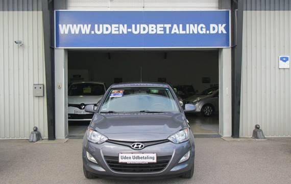 Hyundai i20 1,1 CRDi 75 Active+